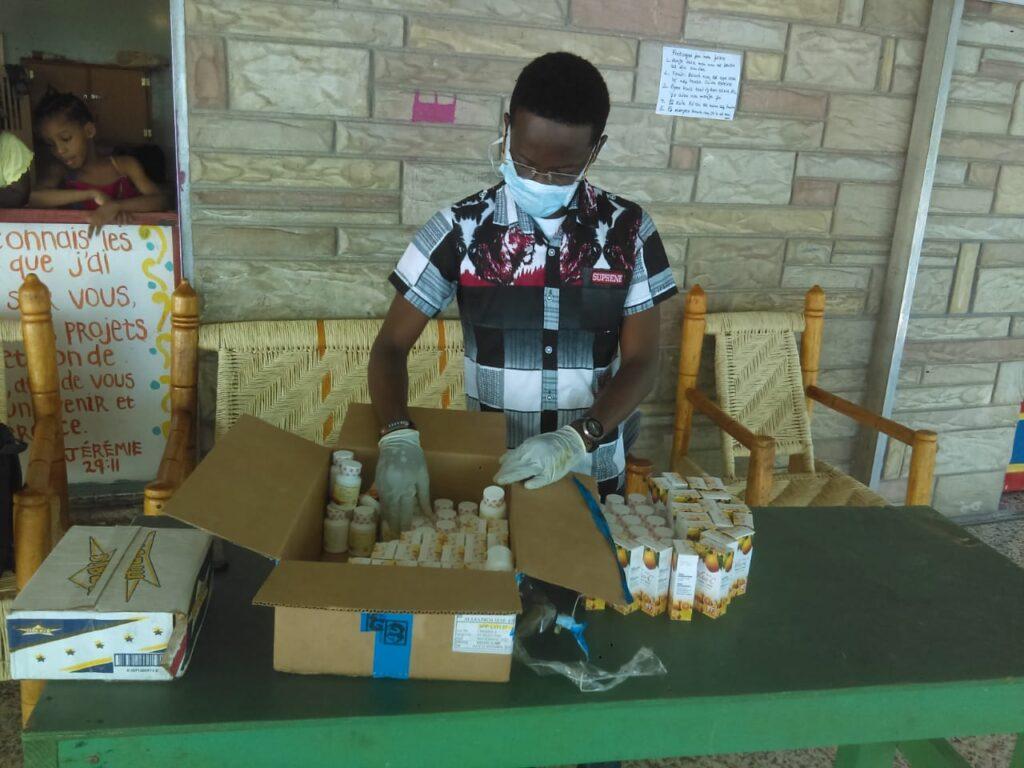 Haiti Emergency Aid